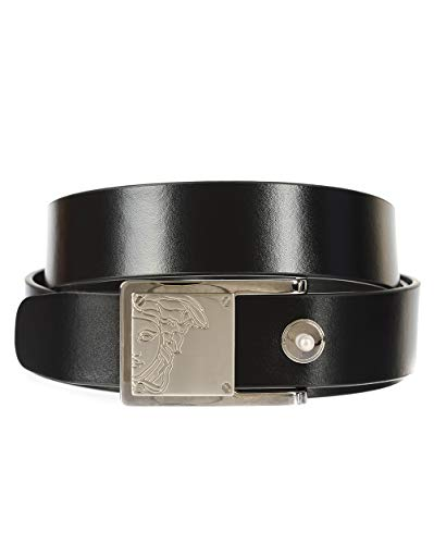 Versace Collection - CINTURA UOMO V91201SVM00046 NERO 100