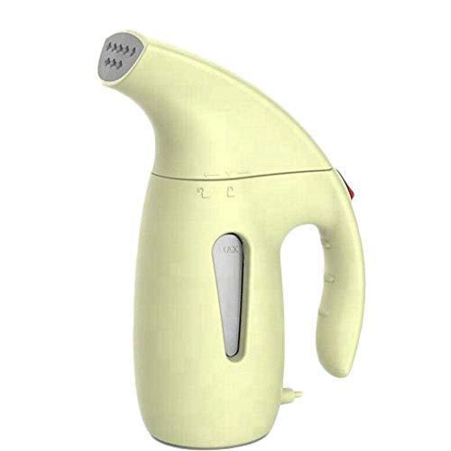 DFBGL Plancha de Vapor, Mini Plancha de Vapor Industrial Plancha eléctrica automática para Planchar Ropa para electrodomésticos Adecuado para Planchar Ropa.Etc-Green