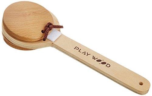 PLAY WOOD プレイウッド フラッパーカスタネット CA-3BF