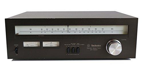 Technics ST-7300 K Stereo Tuner in Schwarz