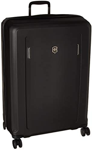 Victorinox Werks Traveler 6 0 Hardside Spinner Luggage Black Checked Extra Large 30 product image