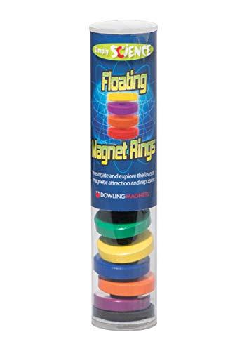 Dowling Magnete Schwimmende Magnet Ringe