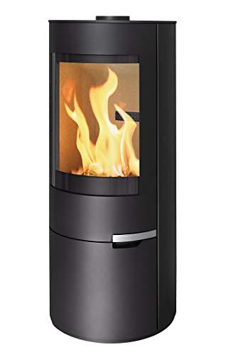 H&M Kaminofen EVO 2.0 Stahl-schwarz