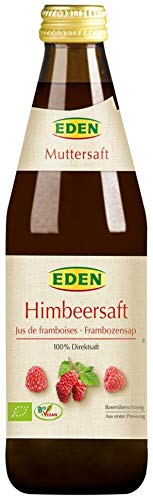 EDEN Bio Himbeersaft Muttersaft bio (1 x 330 ml)