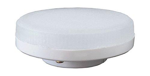 Lichtdiscount - 5W LED GX53 Leuchtmittel 230 V / 350 Lumen - warmweiss