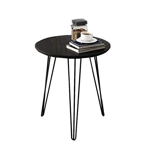 SZQ-Table Basse Support en métal Table d 'entrée Porte Pot à fleurs Support Magasin de vêtements Magasin de vêtements Présentoir Décoration Table ronde Table de sofa