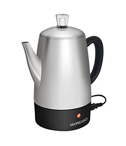 Mixpresso Electric Coffee Percolator