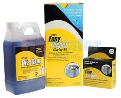 Pro Res Care Water Softener RESIN Cleaner KIT 64oz + Automatic Easy Feeder STARTER KIT 0.5 oz per day