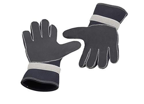 Unger ErgoTec Neopren Handschuh mit Velcroband, Gr. L, 1Paar