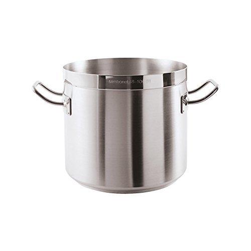 SAMBONET - Stock Pot Cm 28 Professionale S/Steel