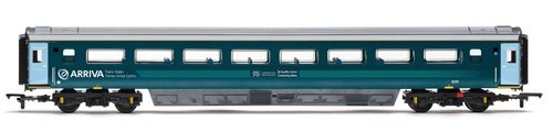 Hornby Calibre 00 Arriva Trains MK3 Ouvert Standard Wagon avec Pristine Finition