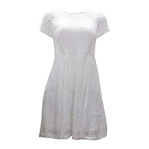 Wocharm S-5XL damska koronkowa sukienka seksowna impreza księżniczka wesele szczupłe letnie sukienki