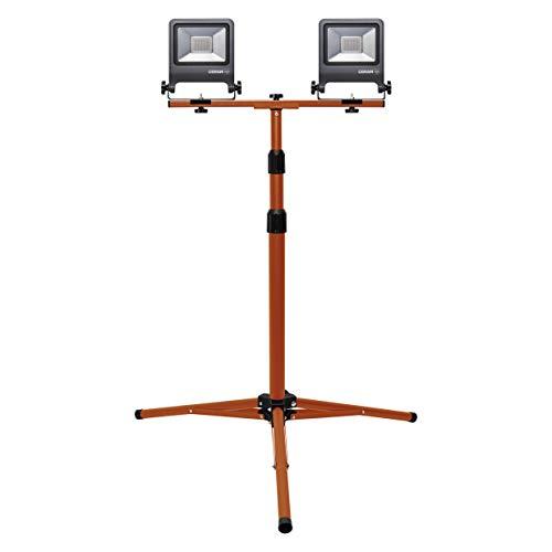 Osram LED Worklight Arbeitslicht, für Außenanwendungen, Kaltweiß, Tripod-Ständer