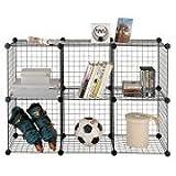 Stor Floor Standing Storage Unit - 6 Cube Set