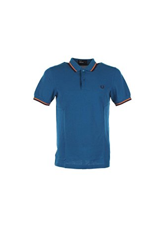 Fred Perry - Polo Fpmm3600 C92 Vert - Couleur Vert - Taille XL