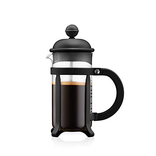 Bodum 1903-01 Java French Coffee Press 3 cup 0.35l 12oz Schwarz