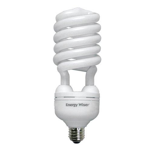 Bulbrite CF55C/WW 55Watt High Wattage Compact Fluorescent Coil Bulb, Warm White