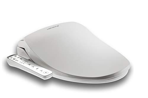 LEEVENTUS - Marque Allemande - J430 Version standard - ! nouveau modèle ! - Siège de Toilette Électronique avec bidet douchette wc les soins intimes toilettes japonaises