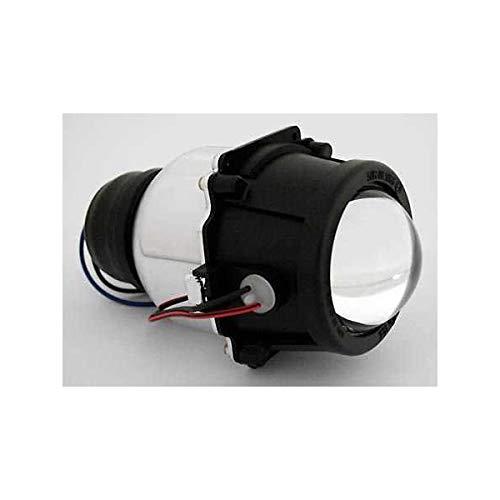Ellipsoidscheinwerfer Fernlicht, JUTE, E-geprüft, H3, 55 Watt, mit Standlicht, HR=High-Beam