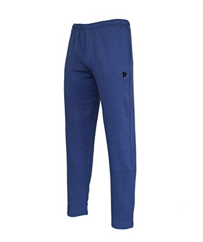 DONNAY joggingbroek rechte been mannen blauw maat 3XL