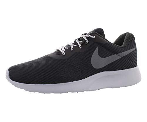 Nike Tanjun SE, Zapatillas de Entrenamiento Hombre, Multicolor (Black/Dark Grey/Wolf Grey 005), 46 EU