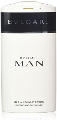 Bulgari Man Hommen/Men, Shampoo and Shower Gel, 1er Pack (1 x 200 g)