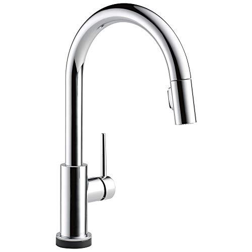 Delta Faucet Trinsic VoiceIQ Luxurious Touch Kitchen Faucet - Best Touch Kitchen Sink Faucet