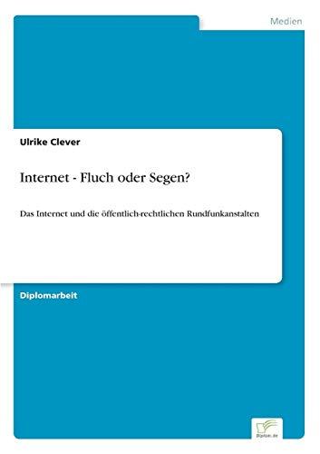 Internet - Fluch oder Segen?: Das Internet und die öffentlich-rechtlichen Rundfunkanstalten