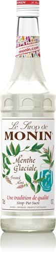 Sirope Monin Menta Blanca Glace 70 Cl