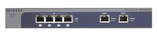 NETGEAR FVS336G-200EUS ProSAFE Dual WAN Gigabit Firewall Router