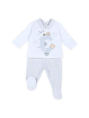 Chicco Completo coprifasce + ghettina Mamelucos para bebés y niños pequeños, 32, 56