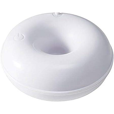 スリーアップ 超音波式ポータブル加湿器 マカロン ホワイト PB-T1951WH