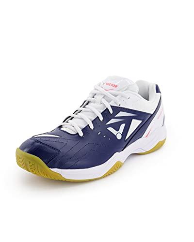 VICTOR SH-A170, Zapatos de bdminton Unisex Adulto, Azul Oscuro, 46 EU