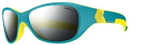 Julbo Solan Sunglasses SP3+ Multi-Coloured Blue/Yellow Size:Taille S