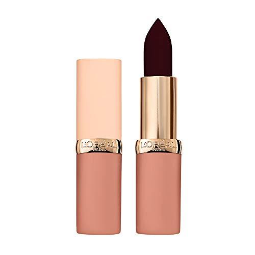 L'Oréal Paris Color Riche Ultra Mat Rouge à Lèvres Mat Bonne Mine pour toutes les Carnations No Préjudice