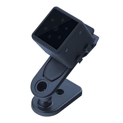 Cámara Deportiva inalámbrica Smart Smart HD de MD25 1080P: Soporte infrarrojo de visión Nocturna/detección de Movimiento/Tarjeta TF/Lente HD de 1080p Lihaihua