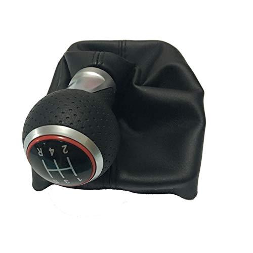 VITKT 12 mm 5 Velocidad 6 velocidades Mando del cambio de equipo AUDA PARA AUDI A4 A5 S4 B6 B7 B8 8K 8T 8F Q5 8R S LINE SIN LÍNEA DE CUERCO DE CUERCO DE MAYA Interior Automático