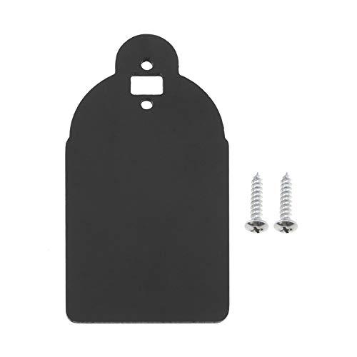 Roller Kennzeichenhalter Nummernschildhalter Elektroroller Zubehör aus Acryl Für Xiaomi M365 & PRO Scooter 10,8x5,7cm