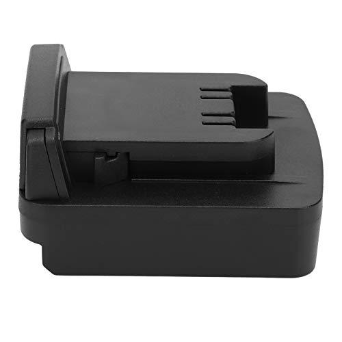Adaptador de batería Herramienta inalámbrica, Adaptador de batería Herramienta inalámbrica Adaptador de batería electrónico duradero, Hogar para batería recargable Taladro Milwaukee para