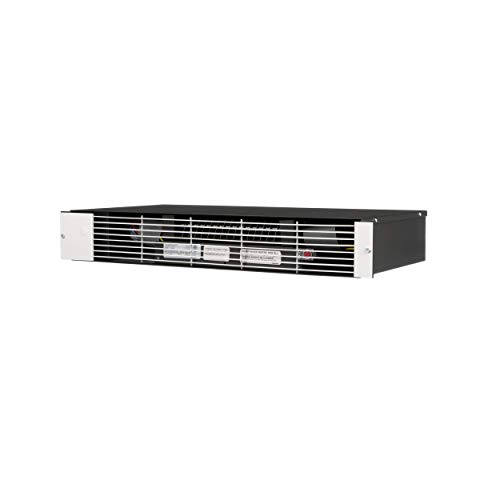 TPI TSH20JW Series TSH Fan Forced Kick Space Specialty Heater with White Grill, Standard