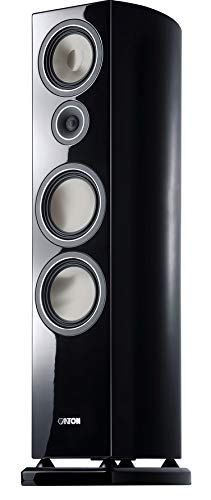 Canton Vento 896.2 DC Black high Gloss