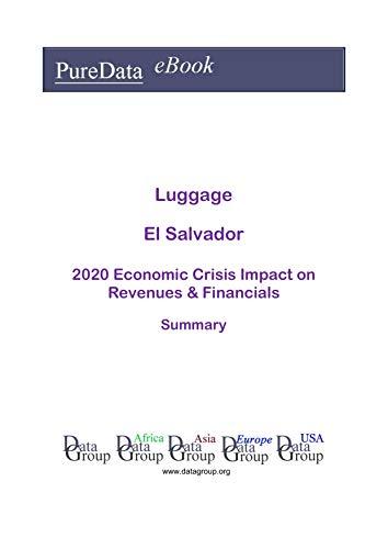Luggage El Salvador Summary: 2020 Economic Crisis Impact on Revenues & Financials