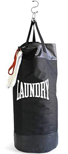 Monsterzeug Wäschesack als Boxsack, Wäschebehälter zum Boxen, Wäschebeutel Sport, Polyesterbeutel mit Kordelzug