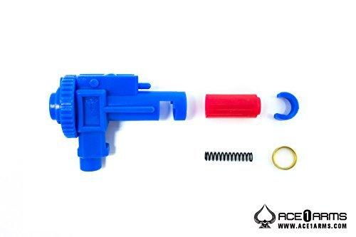 ACE1 ARMS ポリカーボネート ホップアップ チャンバー M4 用 スタンダード ドラム式 A-HCG2-M4P