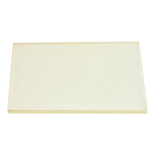Lederen Craft Ponsen Pad Rubber Mute Board Snijden Gat Punch Stamping Tool Craft DIY 5.51 x 7.87 x 0.31 inch