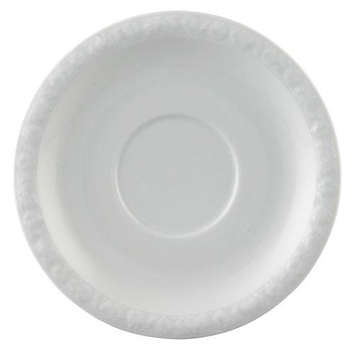 Rosenthal 10430-800001-10421 Maria Untertasse 18 cm, weiß