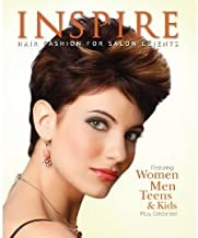Inspire Hair Styling Book Volume 79