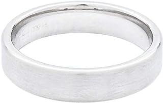 Breuning Brushed & Shiny Finish Platinum 600 Wedding Ring [BR4124]