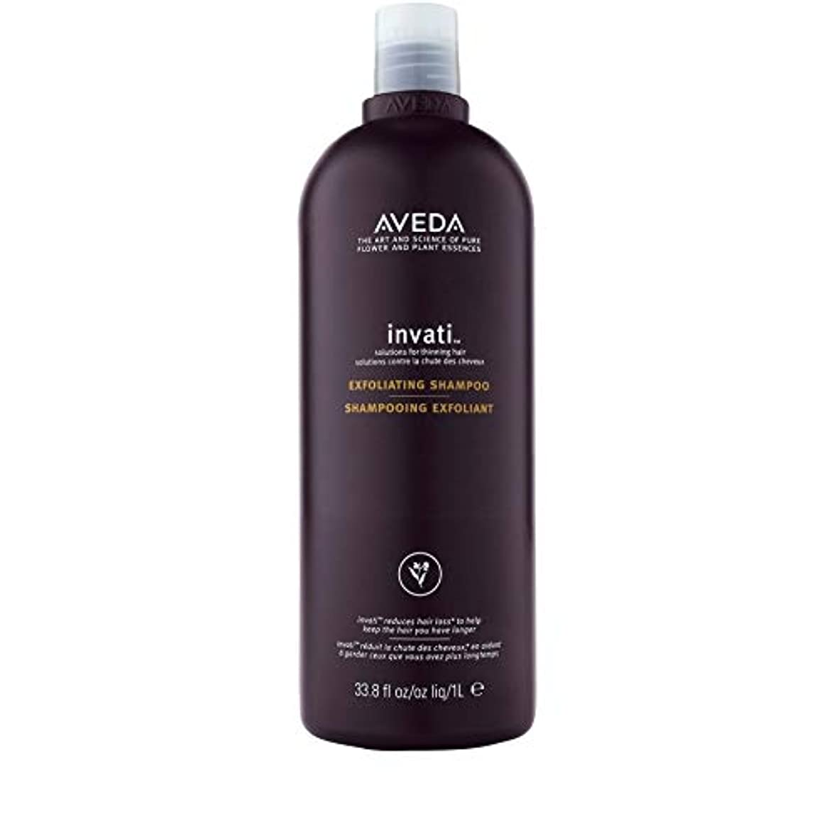 非常に怒っています品変更可能[AVEDA ] アヴェダInvati角質シャンプー1リットル - Aveda Invati Exfoliating Shampoo 1L [並行輸入品]