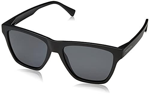HAWKERS Gafas de Sol LS Carbon Black Dark, para Hombre y Mujer, con Montura Lentes, Protección UV400, Negro mate polarizado, One Size Unisex Adulto